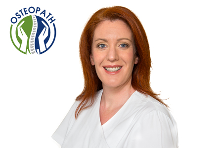 Osteopath Judith O'Sullivan Mallow Cork