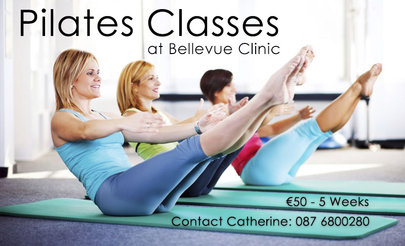 Pilates Classes - Mallow at Bellevue Clinic