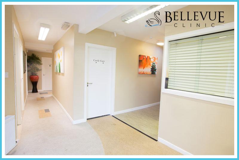 Bellevue Clinic Hallway Photo