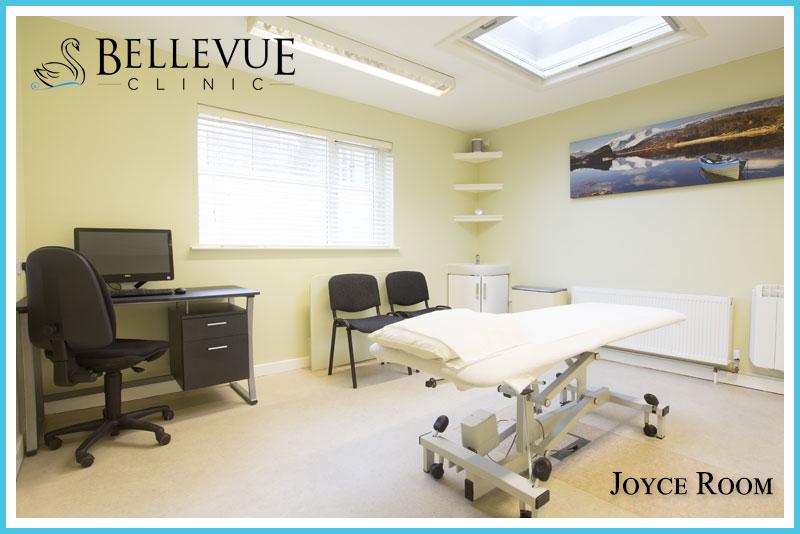 Bellevue Clinic Joyce Room