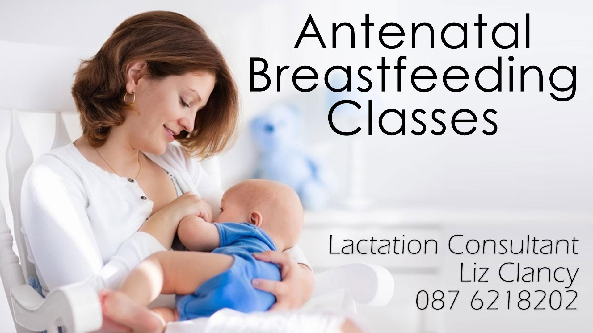 Antenatal Breastfeeding Classes