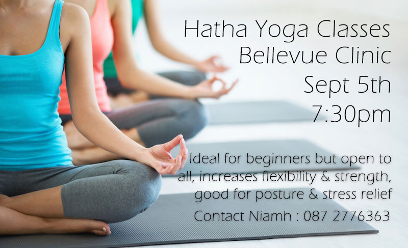 Hatha Yoga at Bellevue Clinic