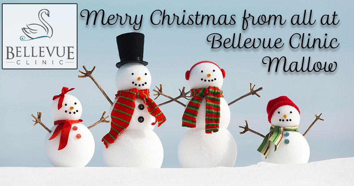 Merry Christmas from Bellevue Clinic