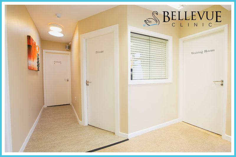Bellevue Clinic Hallway