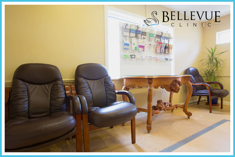 Bellevue Clinic Waiting Room Photo
