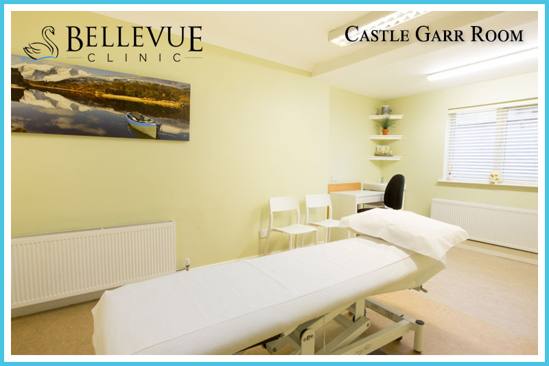 Bellevue Clinic Castle Garr Room