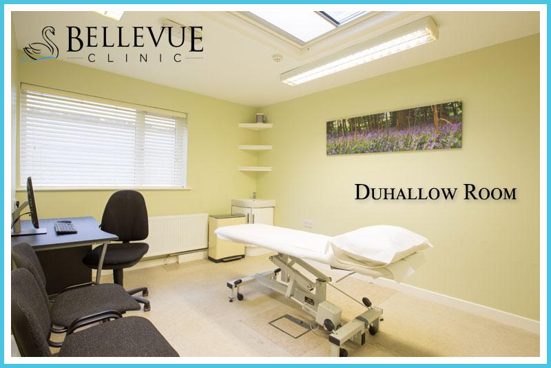 Bellevue Clinic Duhallow Room